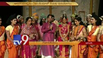 Sri Ganesha Temple, Hindu Temple of North Texas organises Gajaananeeyam in Dallas - USA - TV9