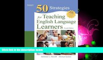 Online eBook Fifty Strategies for Teaching English Language Learners (4th Edition) (Teaching