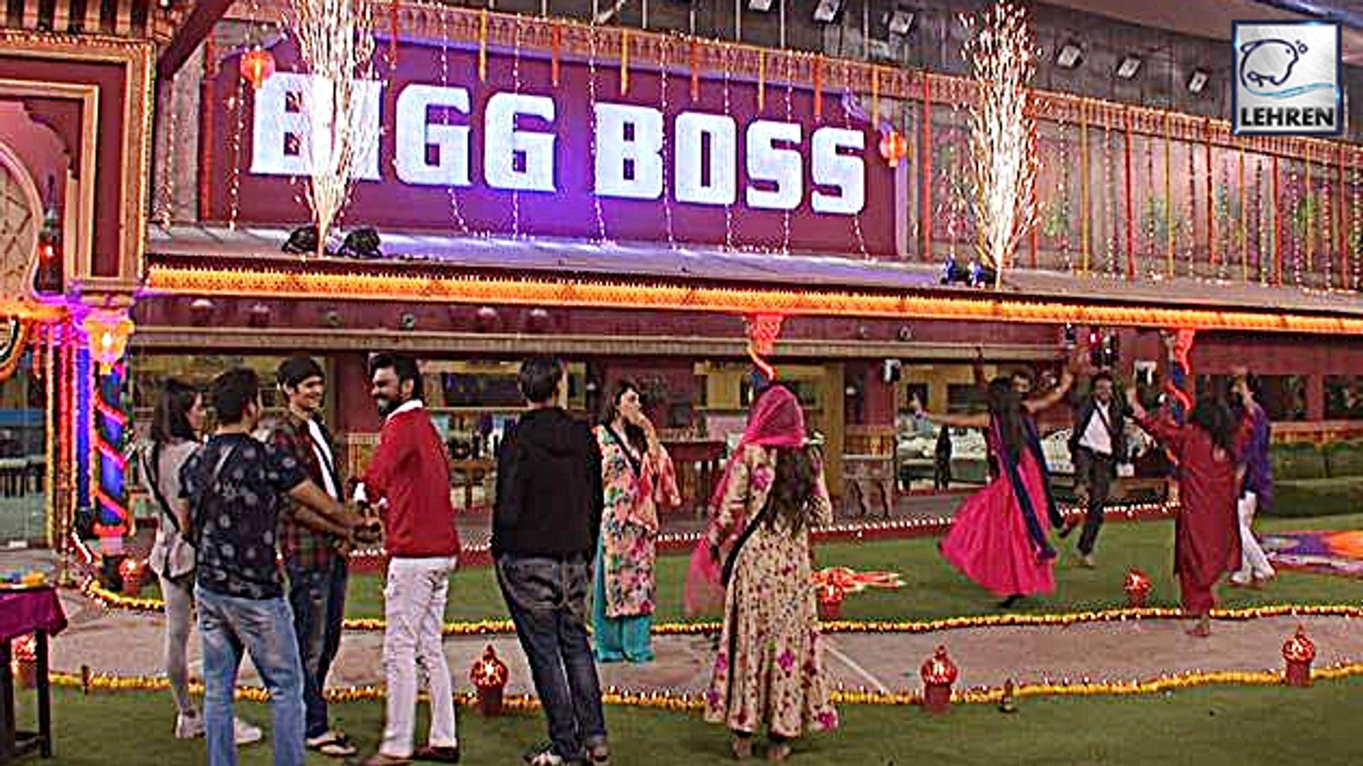 Bigg Boss 10 : Diwali Celebration, Gifts And Surprize