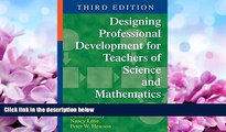 eBook Here Designing Professional Development for Teachers of Science and Mathematics