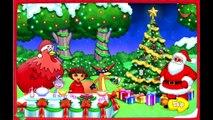 Dora the Explorer for Children ALL Christmas Games - Dora and Friends, Go Diego Go!