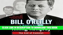 Best Seller Killing Kennedy: The End of Camelot Free Download