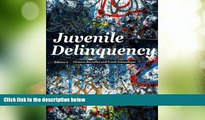 Big Deals  Juvenile Delinquency (9th Edition)  Best Seller Books Most Wanted