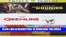 [Watch] GOONIES/GREMLINS/GREMLINS 2 3PK (AUS) Movie Online