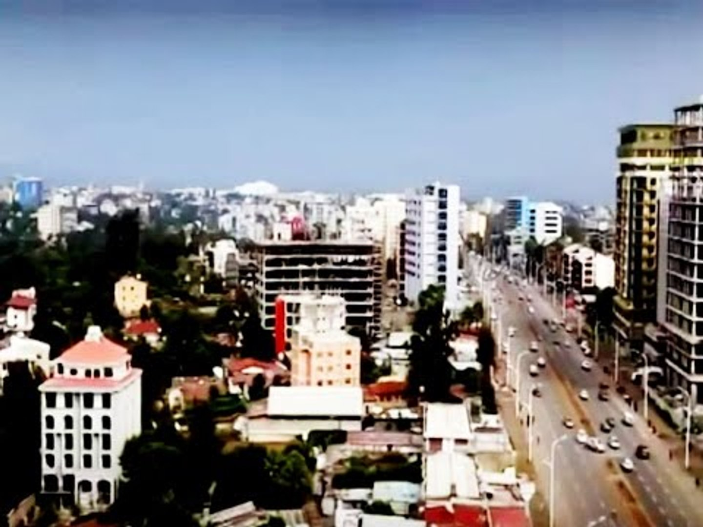 Bilicda & quruxda Addis Ababa   Drive and see the new and beautiful Addis Ababa  2015