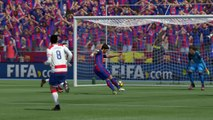 FC BARCELONA vs GRANADA CF Fifa 17 Liga Santander Gameplay HD Jornada 10 Previa