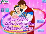 Snow White And Prince Care Newborn - Best Game for Little Girls
