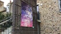 Visite au festival off de la biennale peintres et sculpteurs de Bretagne