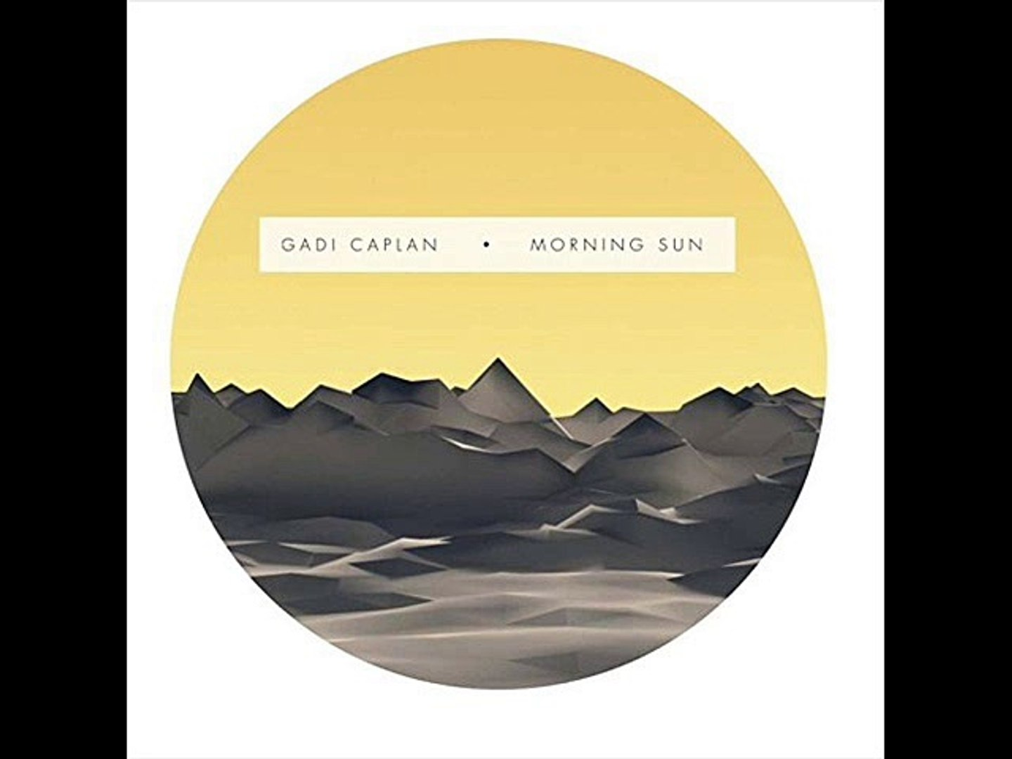 Gadi Caplan(Israel)-Morning Sun(2016)-The Other Other Side