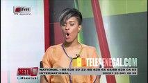 Un téléspectateur dérape en direct dans seetu bi et fait dire a Ndeye ndack un gros mot