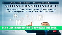 [FREE] EBOOK SHRM-CP/SHRM-SCP Certification All-in-One Exam Guide BEST COLLECTION