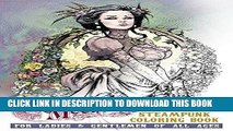 [Ebook] Lady Mechanika Steampunk Coloring Book Download online
