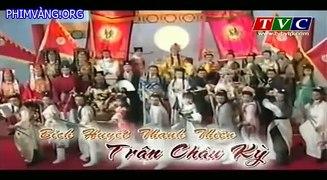 Bich Huyet Thanh Thien Tran Chau Ky Tap 2 clip 1
