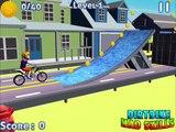 DIRT BIKE MAD SKILLS - FREE 3D DIRT BIKE GAME