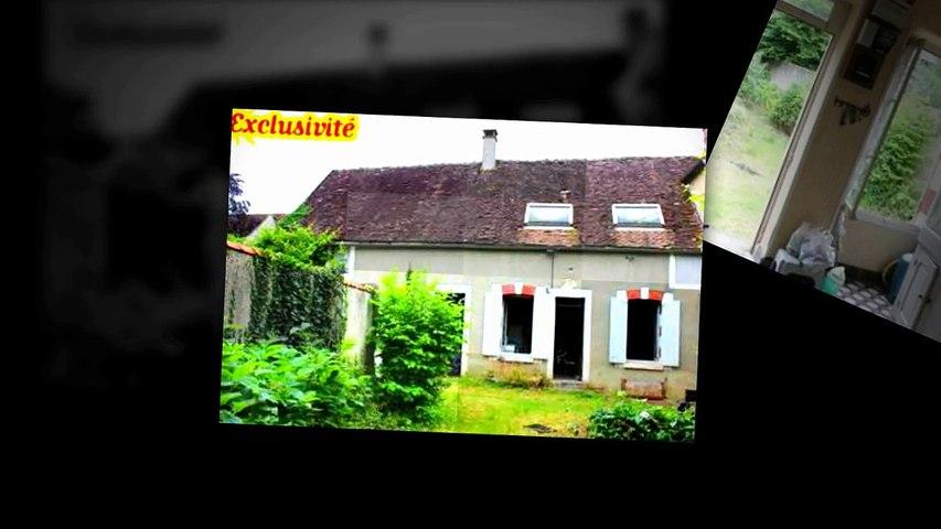 Vente Maison ancienne, Mailly-le-château (89), 39 500€