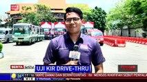 Drive Thru Uji KIR, Percepat Pelayanan Uji Kendaraan