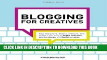 Best Seller Blogging for Creatives: How designers, artists, crafters and writers can blog to make