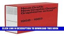 Best Seller Neue Grafik: New Graphic Design: Graphisme Actuel: 1958-1965 Free Read