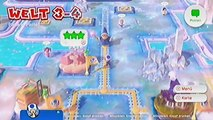 Lets Play Super Mario 3D World [Toad-Challenge] Part 5: Super Mario 3D World Kart :3