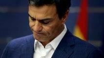 Unter Tränen: Spaniens Ex-Oppositionsführer legt Abgeordnetenmandat nieder
