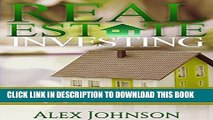 [READ] EBOOK Real Estate Investing: Simple and Effective Strategies to find Real Turn-Key Real