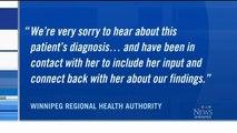 4 médecins lui ont dit qu'il s'agissait d'un simple kyste, mais quand elle consulte un cinquième, c'est le choc.