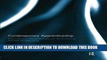 Best Seller Contemporary Apprenticeship: International Perspectives on an Evolving Model of