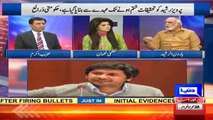 Pervaiz Rasheed is an atheist and makes fun of Quaid-e-Azam - Haroon Rasheed Telling