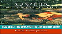 [FREE] EBOOK Metamorphoses BEST COLLECTION