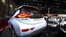 Opel Ampera-e Exterior Design in Silver