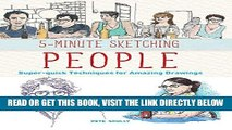 Ebook 5-Minute Sketching -- People: Super-quick Techniques for Amazing Drawings Free Read