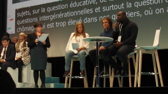"""""""Rentrée Citoyenne"""" à Paris, """"'image des quartiers"""", le 27oct2016"""