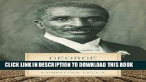 Ebook George Washington Carver: A Life (Southern Biography Series) Free Read