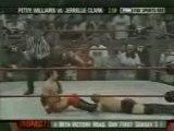 TNA - Petey Williams Finisher - Canadian Destroyer