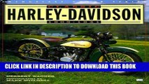 Ebook Classic Harley-Davidson, 1903-1941 (Enthusiast Color) Free Read
