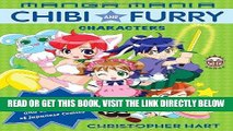 Ebook Manga Mania: Chibi and Furry Characters: How to Draw the Adorable Mini-characters and Cool