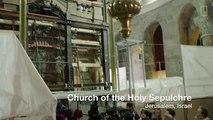 La tombe de Jésus-Christ ouverte pour la première fois depuis des siècles