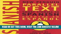 [READ] EBOOK Short Stories in Spanish: New Penguin Parallel Text (New Penguin Parallel Texts)