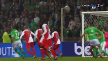 1-1 Loic Perrin Goal HD - St Etienne 1-1 Monaco - 29.10.2016