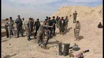 Las fuerzas de seguridad afgana lanzan una operación contra los talibanes
