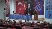 Trabzonspor'da Olağan Divan Kurulu Toplantısı - Başkan Muharrem Usta