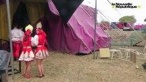 VIDÉO. Tours : dans les coulisses du cirque de Saint-Pétersbourg