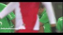 Loic Perrin Goal HD - St Etienne 1-1 Monaco - 29-10-2016