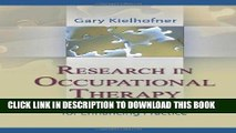 [BOOK] PDF Research in Occupational Therapy: Methods of Inquiry for Enhancing Practice Collection