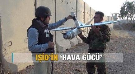 IŞİD'in 'hava gücü'