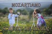 MOZARTIAMO Schützt die Kinder und die Tiere dieser Erde - Wal Song - Deutscher Pop-Rap von Joachim Josef Wolf