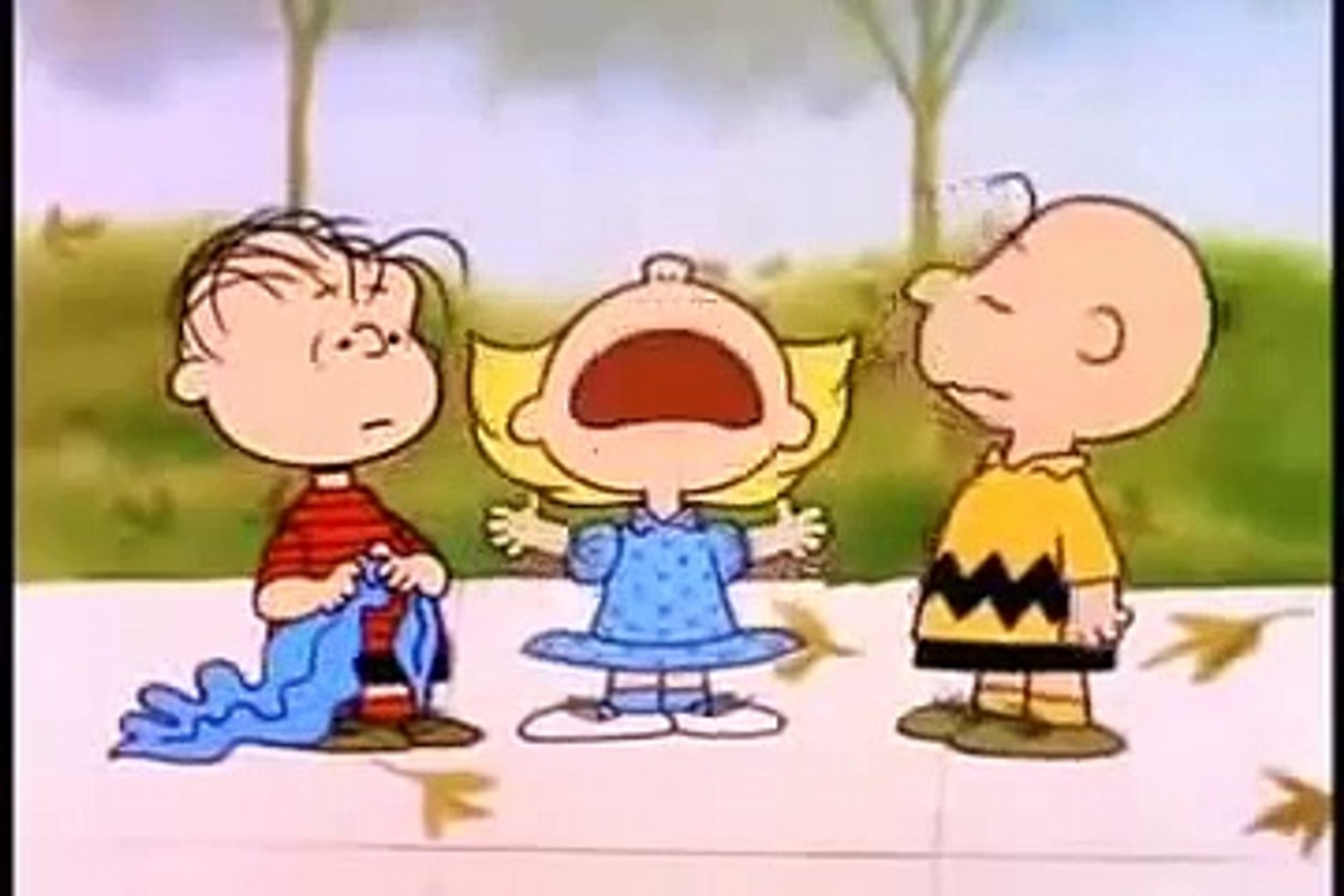 Youtube Charlie Brown Christmas Music.A Charlie Brown Thanksgiving