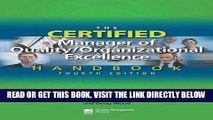 [EBOOK] DOWNLOAD The Certified Manager of Quality/Organizational Excellence Handbook, Fourth