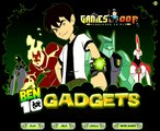 Ben 10 New Gadgets - Games For Boys