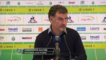 """11e j. - Galtier : """"Monaco est la meilleure équipe que nous avons affronté cette saison"""""""